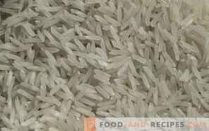 Comment conserver le riz
