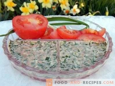 Tomat sås för kebab