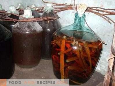 Cognac de moonshine