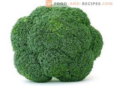 Comment conserver le brocoli