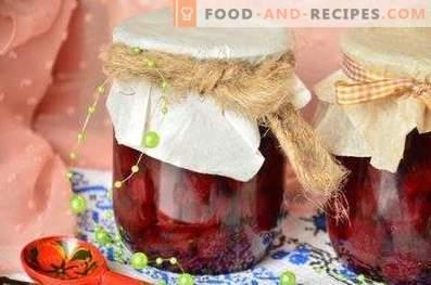 Confiture de fraises avec baies entières
