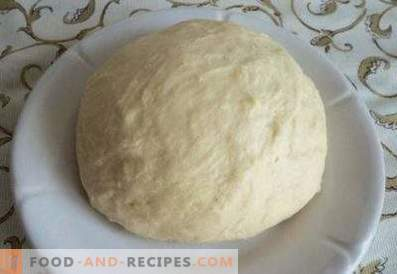 Pâte sur Ryazhenka
