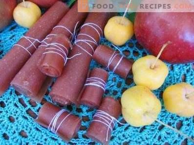 Bonbons aux fruits aux pommes