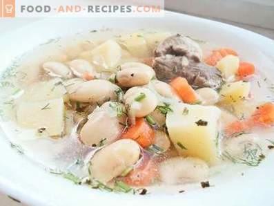 Бобена супа с месо