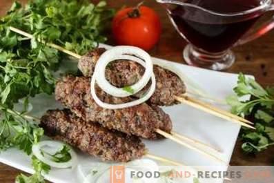 Kebab dans la casserole