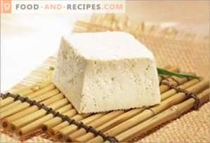 Tofu: avantages et inconvénients