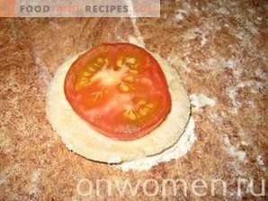Bombes à la tomate et au fromage cottage