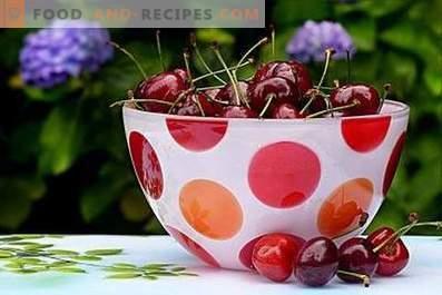 Comment conserver les cerises douces
