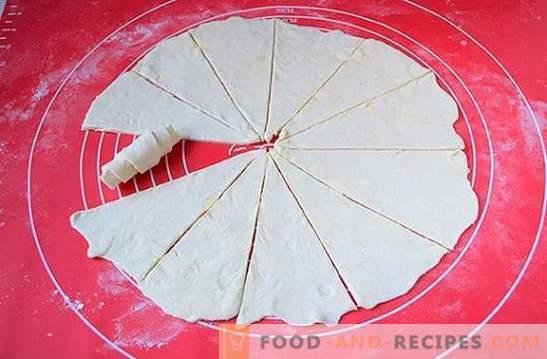 Bagels au fromage cottage à partir de 4 ingrédients - tout est ingénieux, c'est simple! Étape par étape la recette de l'auteur bagels friables avec du fromage cottage