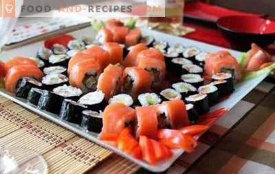 Riz à sushi dans une mijoteuse - un plat à la mode et sain. Comment faire cuire du riz pour sushi dans une cocotte
