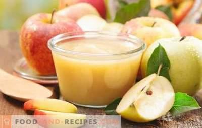 Kissel from apple est une boisson délicieuse et parfumée. Comment faire cuire une délicieuse gelée de pommes fraîches et séchées