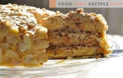 Le gâteau égyptien est cuit depuis longtemps, mais son goût est incomparable! Recette et surtout cuisson du gâteau égyptien à la maison