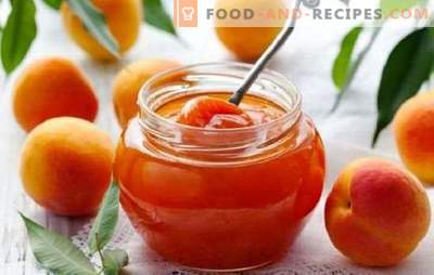 Apricot jam in a slow cooker - we keep the heat of summer. Apricot jam in a multivariate with nuts, lemon, vanilla