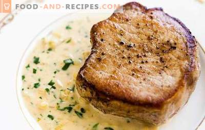 Porc à la moutarde - savoureux, brillant, inoubliable. Quelle saveur et quelle facilité de cuisson du porc à la moutarde