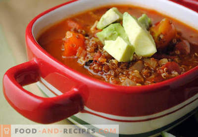 Soupe de Carême - recettes éprouvées. Comment bien et savoureux cuire la soupe maigre.