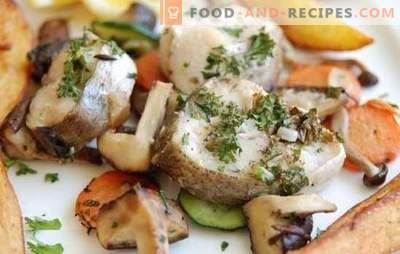 Merlu dans la mijoteuse - un dîner sain et savoureux. Recettes de merlu dans une mijoteuse: ragoût, cuire au four, vapeur