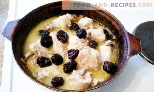 Lapin à la mijoteuse - les meilleures recettes. Comment cuire correctement et savourer le lapin dans une mijoteuse.