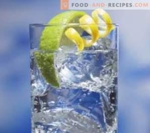 Comment boire du gin