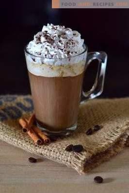 Glaçage au café