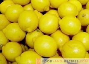 Comment conserver les citrons