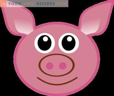 Porc: avantages et inconvénients pour le corps