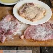 Schnitzel de porc juteux