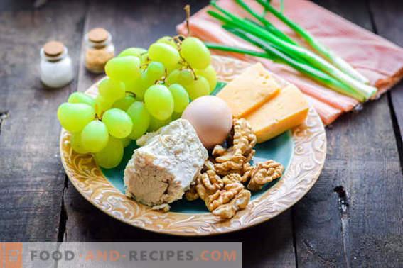 Salade Tiffany - une recette classique