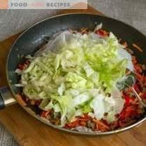 Sauté avec du bœuf et des légumes pour un dîner rapide.