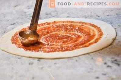 Sauce Tomate pour Pizza